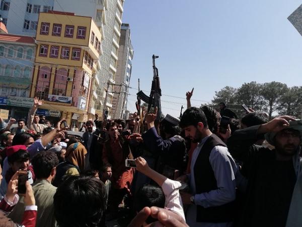 Afghanistan Taliban occupation