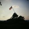 Arlington National Cemetery: Marine Corps Memorial (Raising Flag at Iwo Jima)