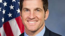 Former U.S. Navy SEAL and former U.S. Congressman Scott Taylor