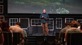Pastor Tim Parsons