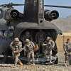 U.S. Army Bagram rehearsal, May 15, 2009