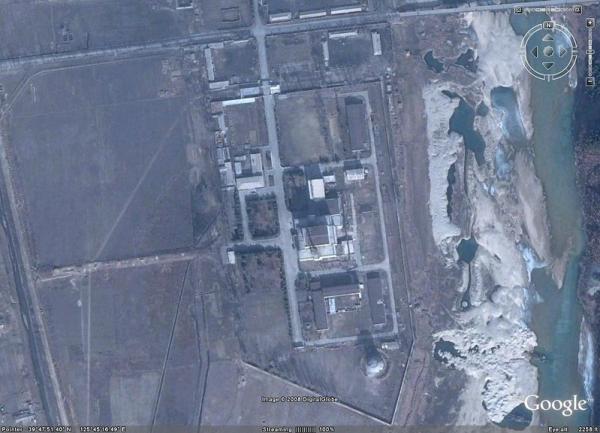 North Korea, Yongbyon Nuclear Facility, Main Reactor
