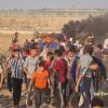 Hamas rioters at Gaza