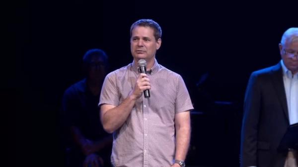 Pastor Todd Elliott