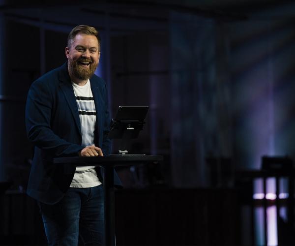 Pastor Rob Rogers