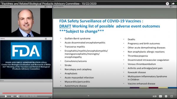 The FDA's