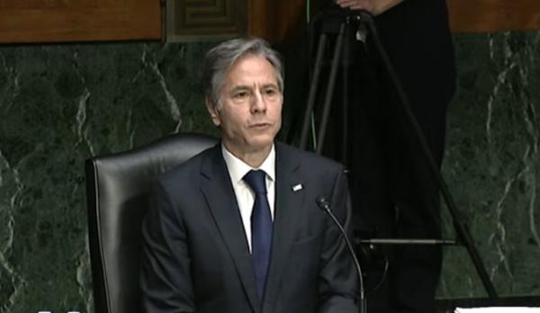 State Secretary Antony Blinken