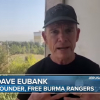 Christian missionary Dave Eubank