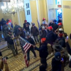 Jan. 6 Capitol protesters inside the federal building