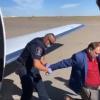 Pastor Artur Pawlowski getting arrested
