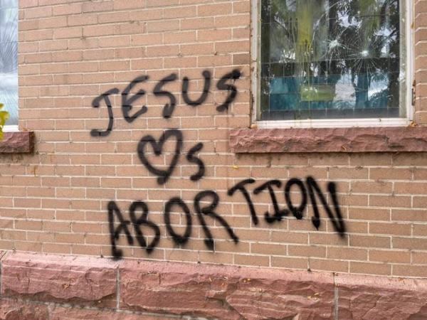 blasphemous graffiti