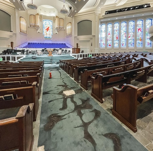 First Baptist Church Montgomery