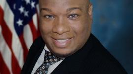 Pastor Mark Burns