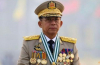 Myanmar military chief Min Aung Hlaing